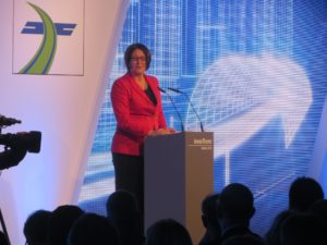 InnoTrans 2016 Opening Ceremony: Commissioner Bulc