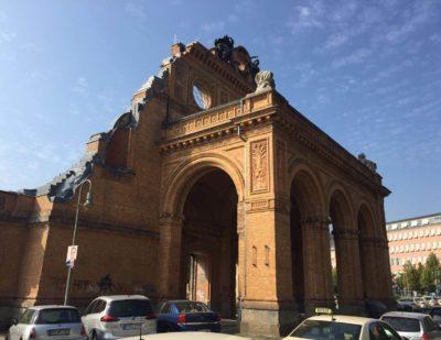 Blog #1: Berlin's Anhalter Station