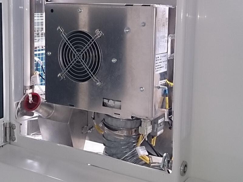 Build-In Hand Dryer Installation