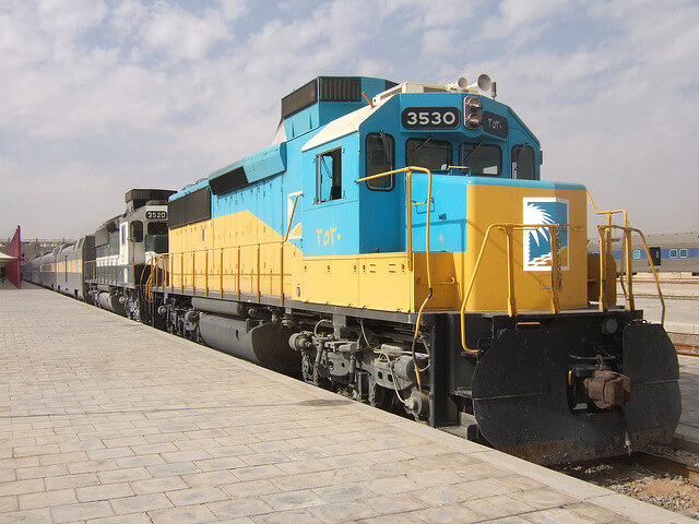 Train from Riyadh © cMonville (license)