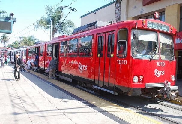 San Diego Trolley Service