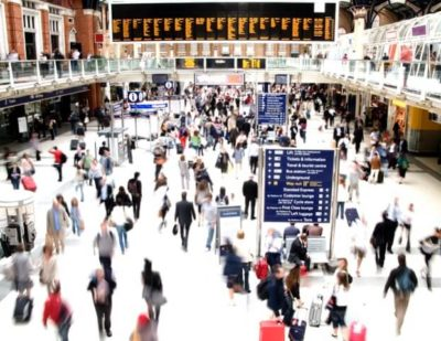 Thales Solution Enables 400million UK Passengers per Month to Plan Their Journey