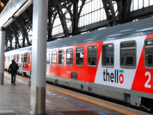 Trenitalia Acquires Thello