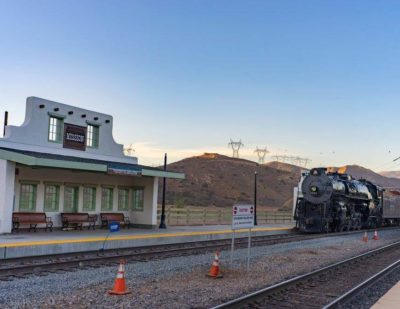 Metrolink Unveils New Antelope Valley Line Station