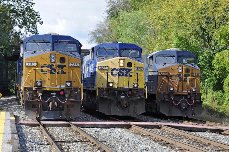 CSX Rail Respond