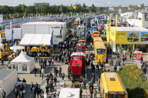 InnoTrans Innovation on show at the outdoor display