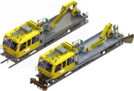 two-axle maintenance vehicles