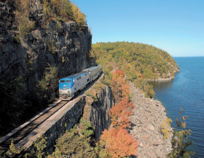 Amtrak Becomes First Railroad to Earn EMAP Accreditation