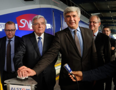 The French Government and Alstom Present a Plan to Rescue Belfort Site