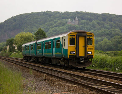 Rail Operators Shortlisted for Wales and Borders Franchise