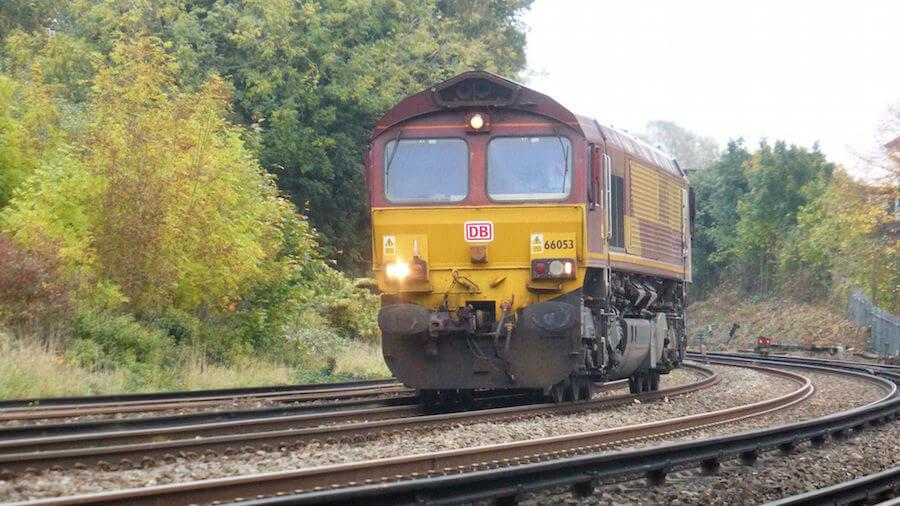 DB Cargo Train