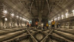 Hong Kong Metro Kwun Tong Line Extension Opens