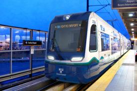 Siemens Light Rail Vehicles