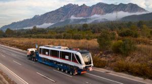 Mexico: Alstom Ships First Metro for Guadalajara Line