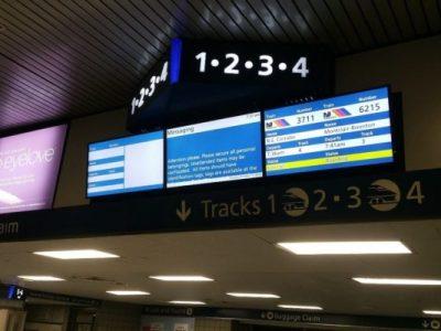 Passenger Information Display System