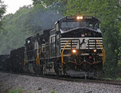 Norfolk Southern Prepares for Hurricane Matthew