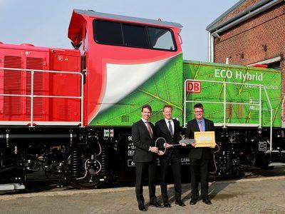 Prima H3 locomotive