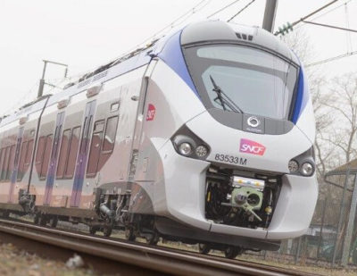 Alstom Inaugurates the First Regiolis for the Auvergne Region