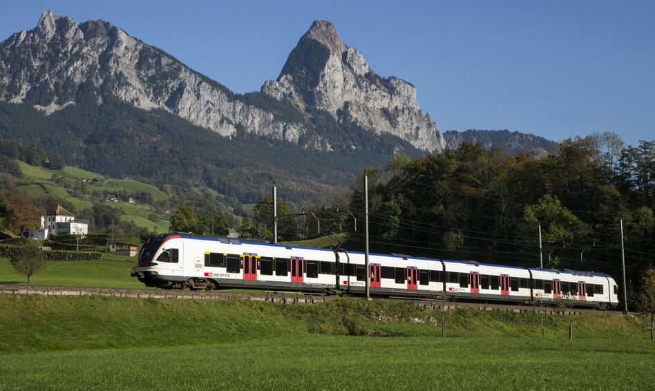 SBB Regional Train