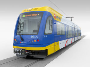 Siemens S70 light rail vehicle