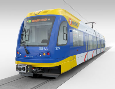 USA: Siemens S70 Light Rail Vehicles Selected for Southwest LRT