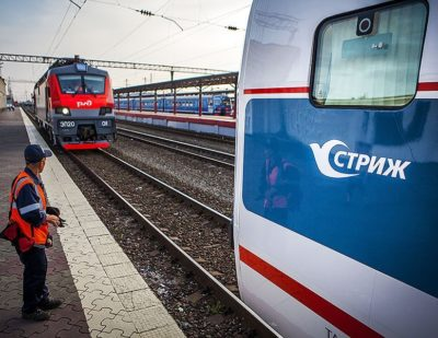 New Moscow – Berlin Strizh Train to Make First Run