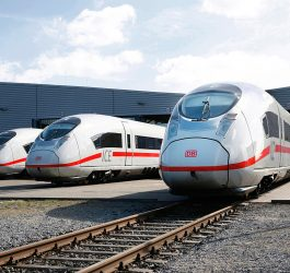 high-speed Velaro D train