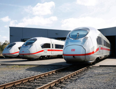 Deutsche Bahn and Siemens Launch Predictive Maintenance Pilot Project