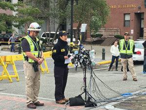 NTSB Investigates Fatal Hoboken Train Crash