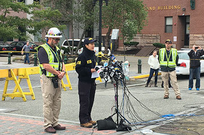NTSB Investigate Fatal Hoboken Train Crash