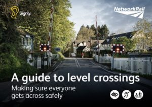 Signly Network Rail: New App to Help Sign Language Users Cross the Railway Safely
