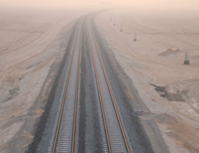 Etihad Rail Clinches Rail Project of the Year Award