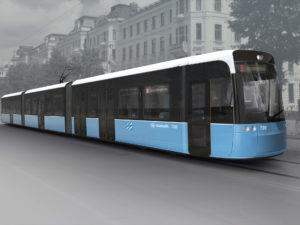 FLEXITY trams