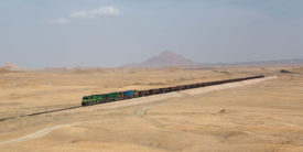 Fuel incentive for railways in Iran