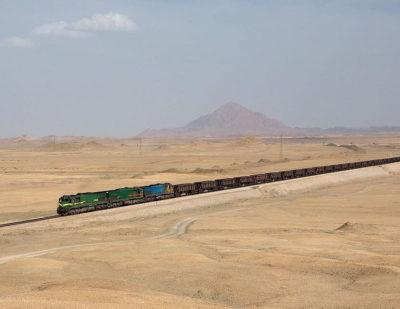 Fuel Incentive for Iran Railways