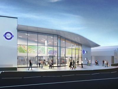 Ilford Station