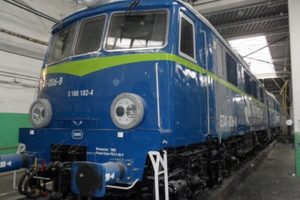 PKP Cargo Locomotive