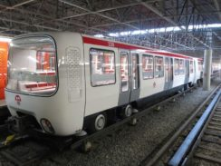 Lyon Metro Line D
