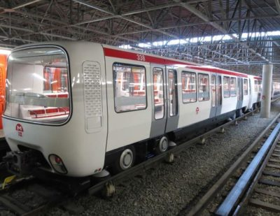 Alstom to Supply New Generation of Metros to Lyon