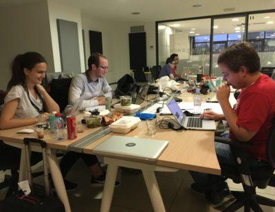 HackTrain 3.0 –The HackTrainEU Teams