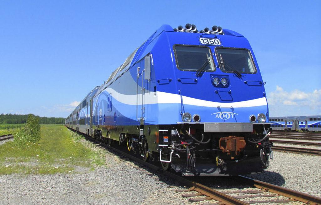 AMT Commuter Train