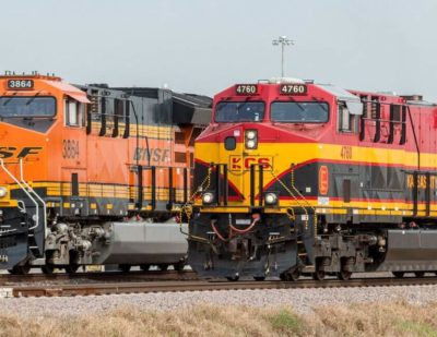 BNSF and KCS join forces to offer Intermodal Transportation between Mexico and the U.S.