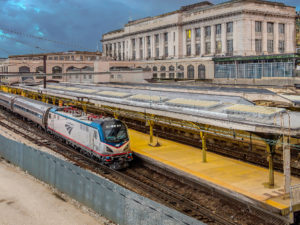 Baltimore Penn Station credit Amtrak