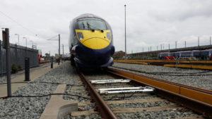 Bogie Train Weighing