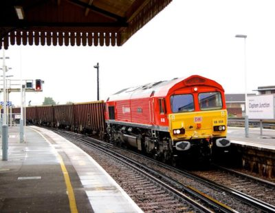 New Rail Contract to Keep Lorry Loads off Busy Roads