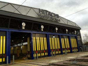 Hitachi Depot