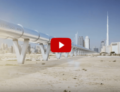 Dubai to Abu Dhabi in just 12 minutes… impossible? Not with Hyperloop One!