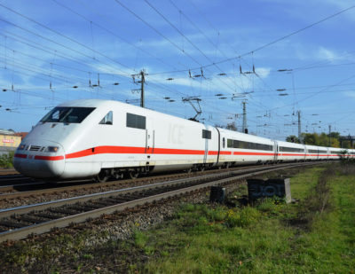 German Railway Industry Demands Policies for More Rail Transport