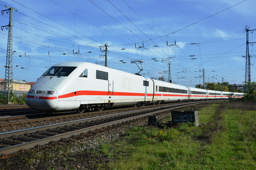 DB ICE Train