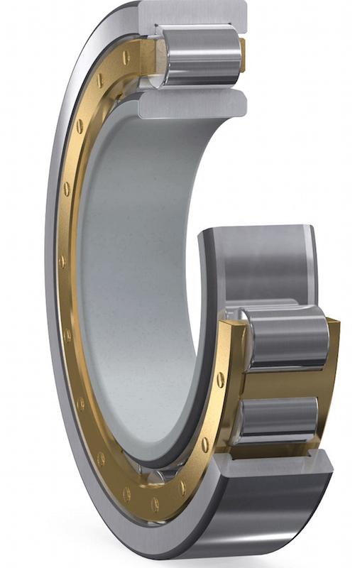 Insocoat Cylindrical Roller Bearing - electrically insulated inner-ring